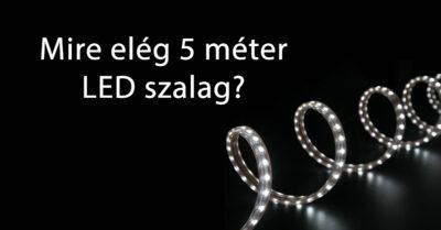 5m LED szalag