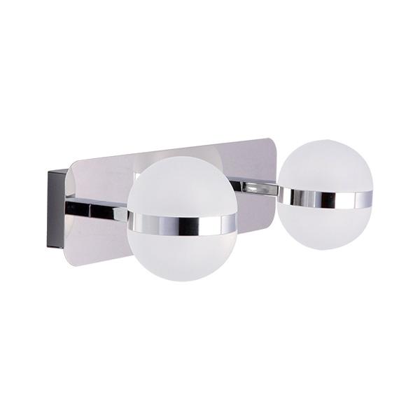 Strühm Gabi 4x3 W-os natúr fehér fali lámpa