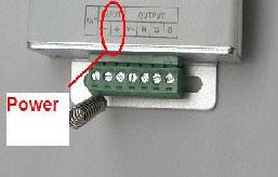rádiófrekvenciás RGB LED szalag vezérlő